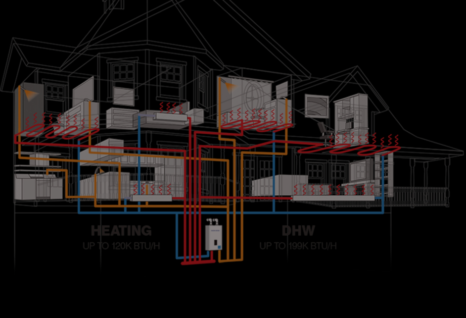 Plumbing and HVAC Services in Massachusetts